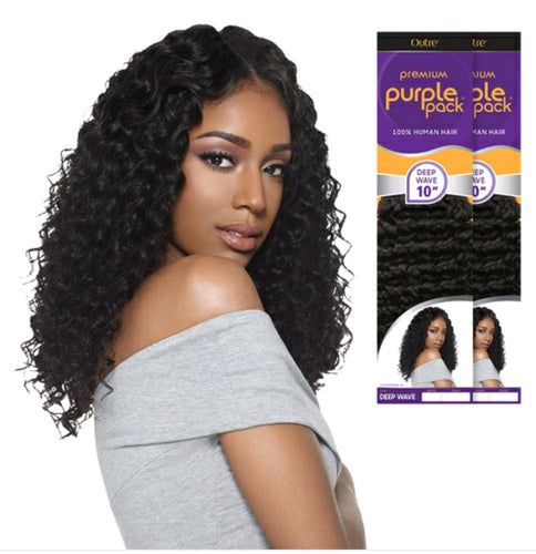 Deep Wave 100% Human Hair