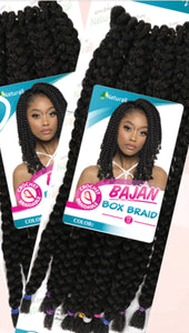 Bajan Box Braid