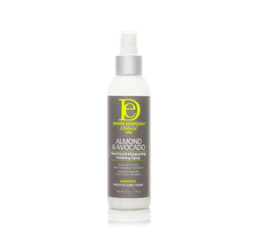 Almond & Avocado Anti-frizz & Moisturizing Spray
