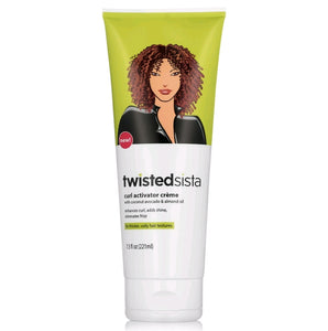 Twisted Sista curl activator creme