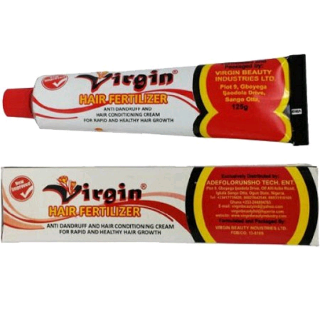 Virgin Hair Fertilizer