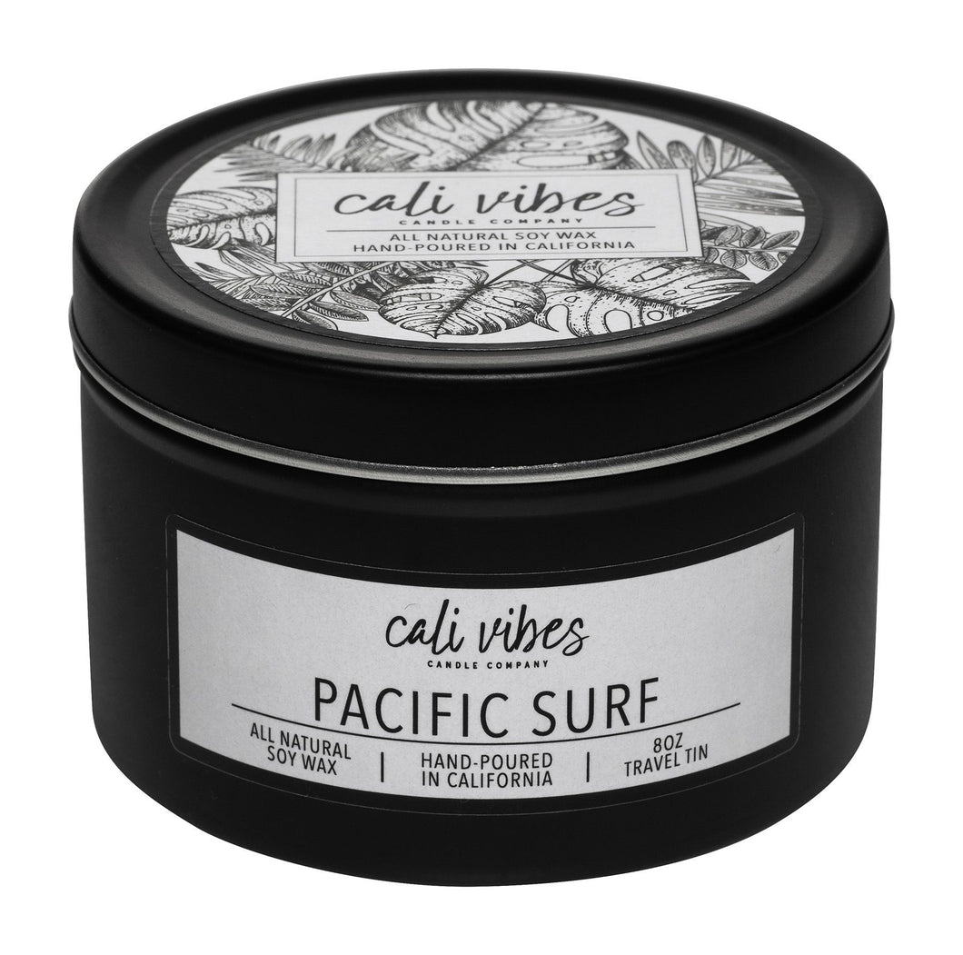 Pacific Surf - 8oz Travel Tin