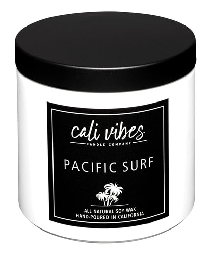 Pacific Surf - 13oz Natural Soy Wax Candle