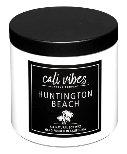 Huntington Beach - 13oz Natural Soy Wax Candle
