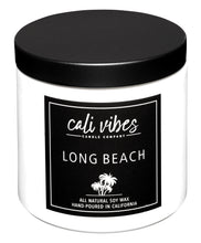 Load image into Gallery viewer, Long Beach - 13oz Natural Soy Wax Candle