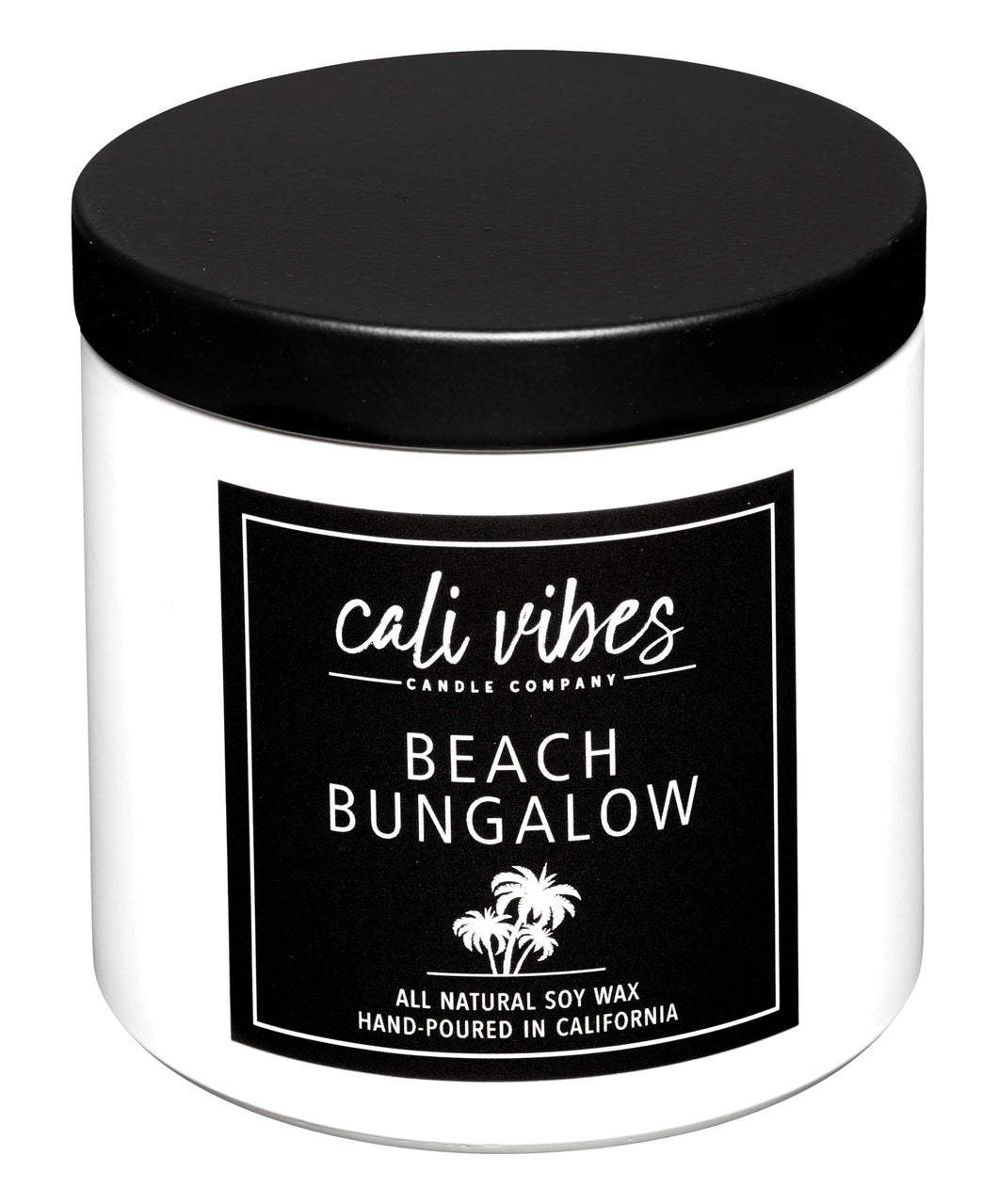 Beach Bungalow - 13oz Natural Soy Wax Candle
