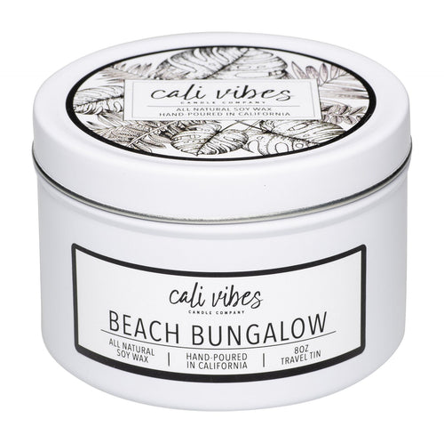Beach Bungalow - 8oz Travel Tin