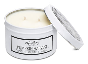 Pumpkin Harvest - 8oz Travel Tin