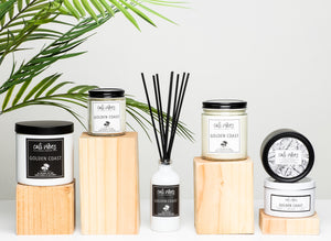 Golden Coast - Reed Diffuser