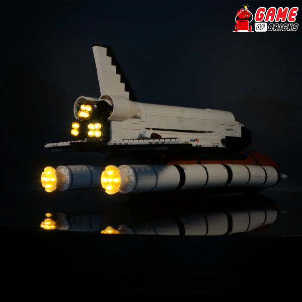 LEGO 10231 Shuttle Expedition Light Kit