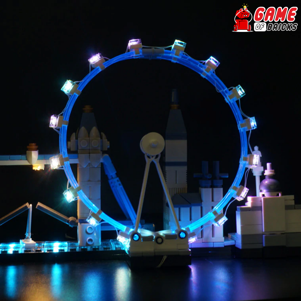 LEGO 21034 London Light Kit