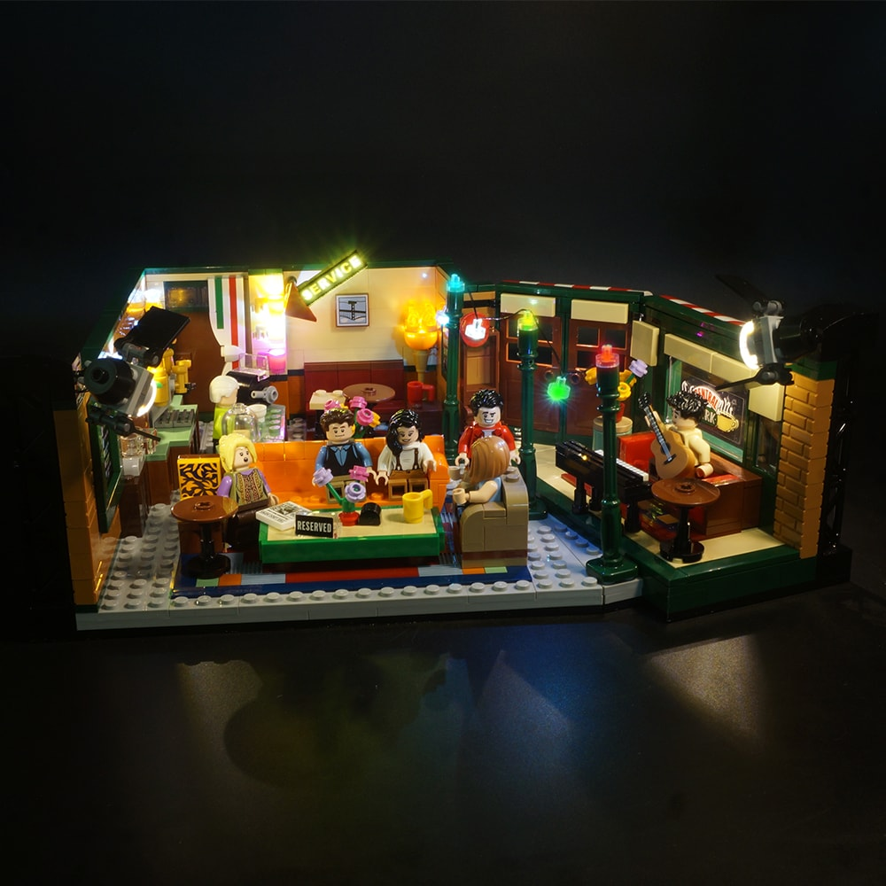 LEGO Central Perk 21319 Light Kit
