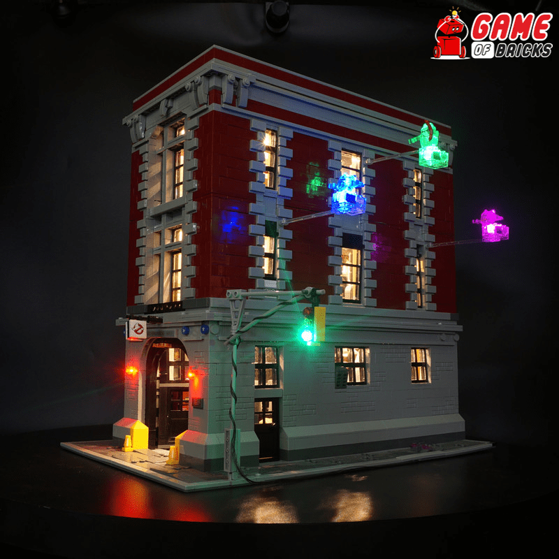LEGO 75827 Firehouse Headquarters Light Kit