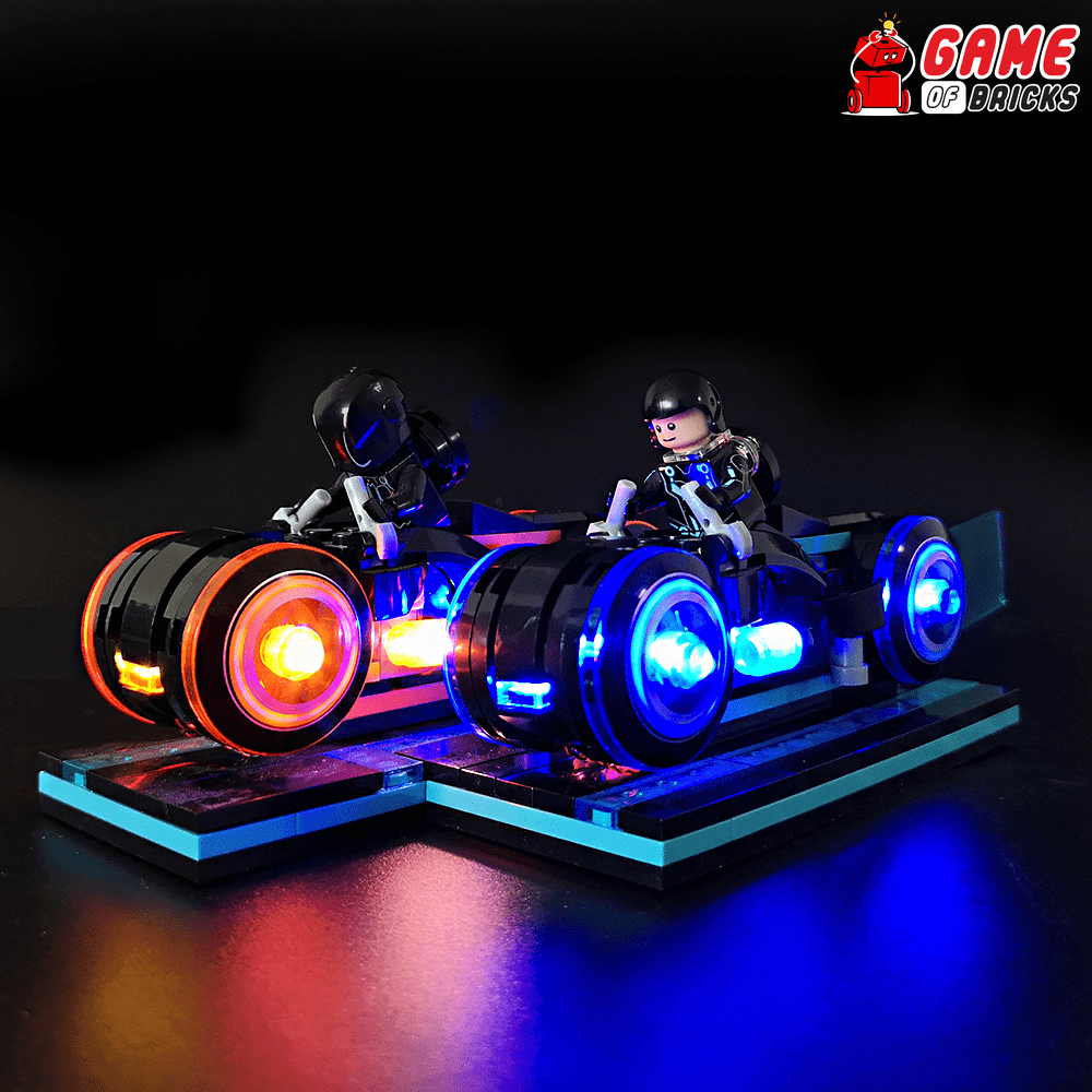 LEGO TRON Legacy 21314 Light Kit