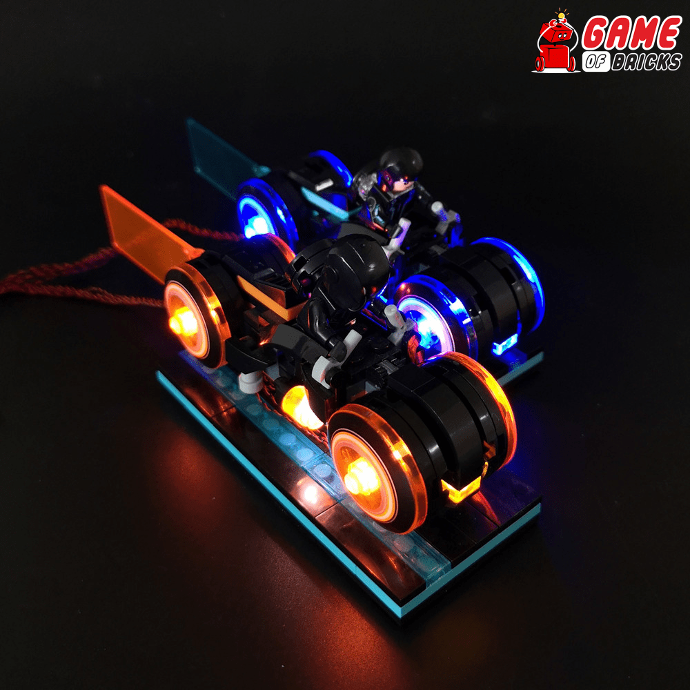 LEGO 21314 TRON Legacy Light Kit