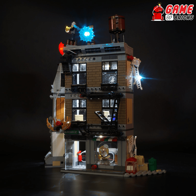 LEGO 76108 Sanctum Sanctorum Showdown Light Kit