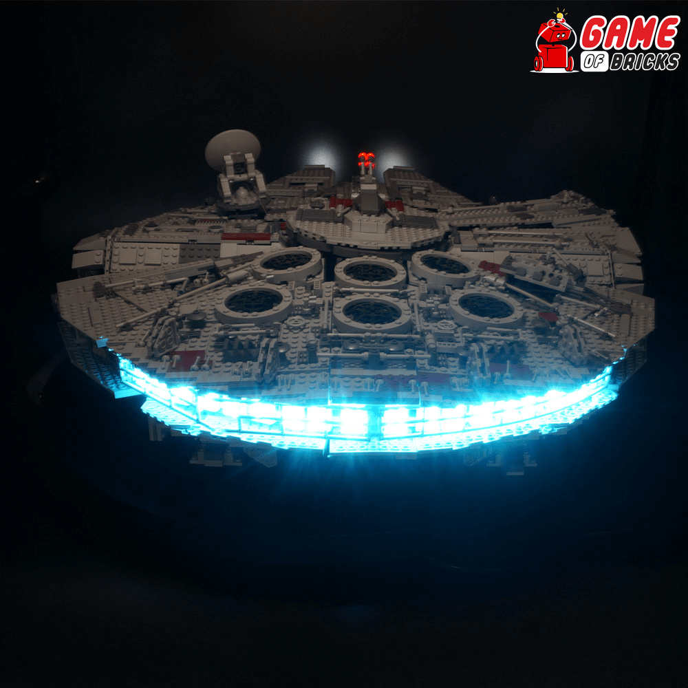 LEGO 10179 Ultimate Collector's Millennium Falcon Light Kit