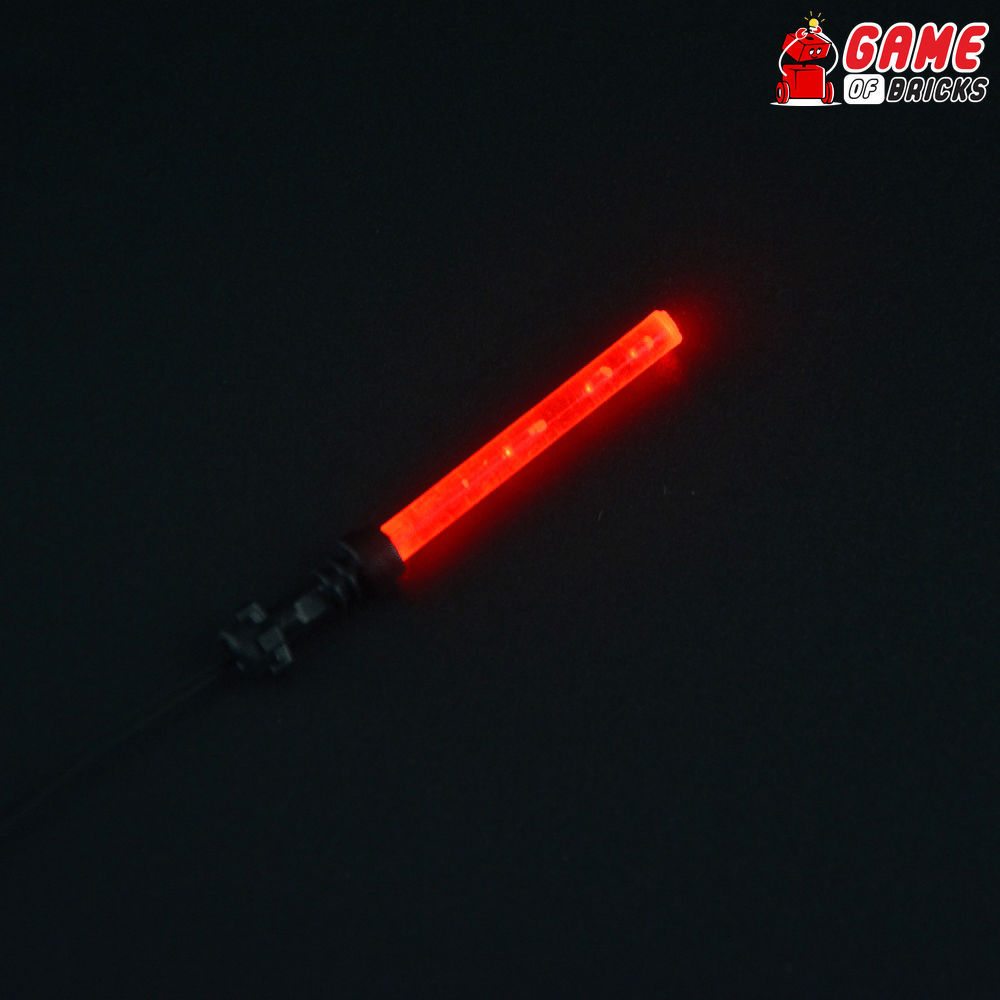 LEGO Star Wars Minifigures Lightsaber