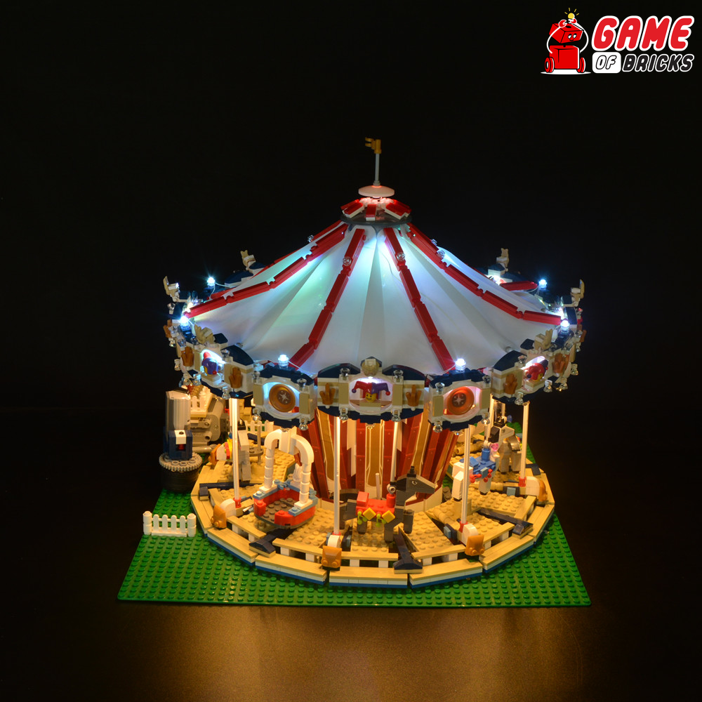 LEGO 10196 Grand Carousel Light Kit