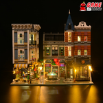 LEGO 10255 Assembly Square Light Kit