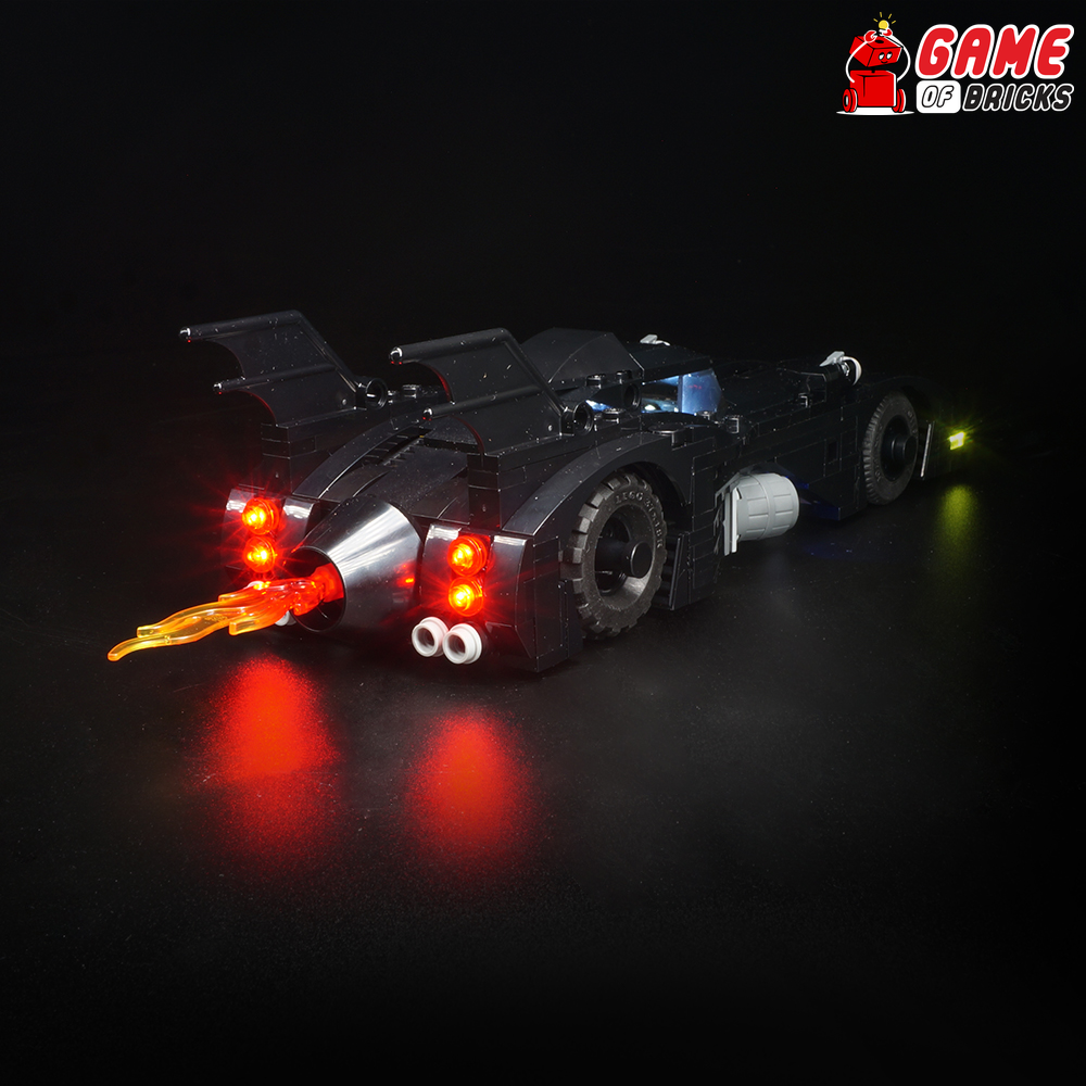 LEGO 1989 Batmobile 40433 Light Kit