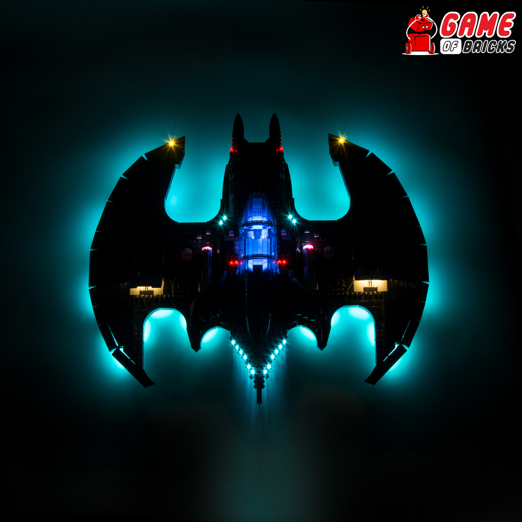 LEGO 1989 Batwing 76161 Light Kit