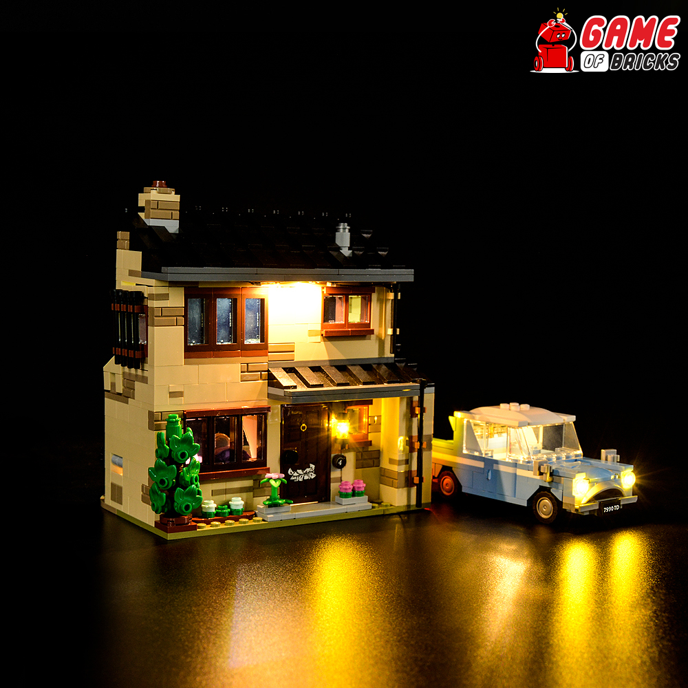 LEGO Privet Drive 75968 Light Kit
