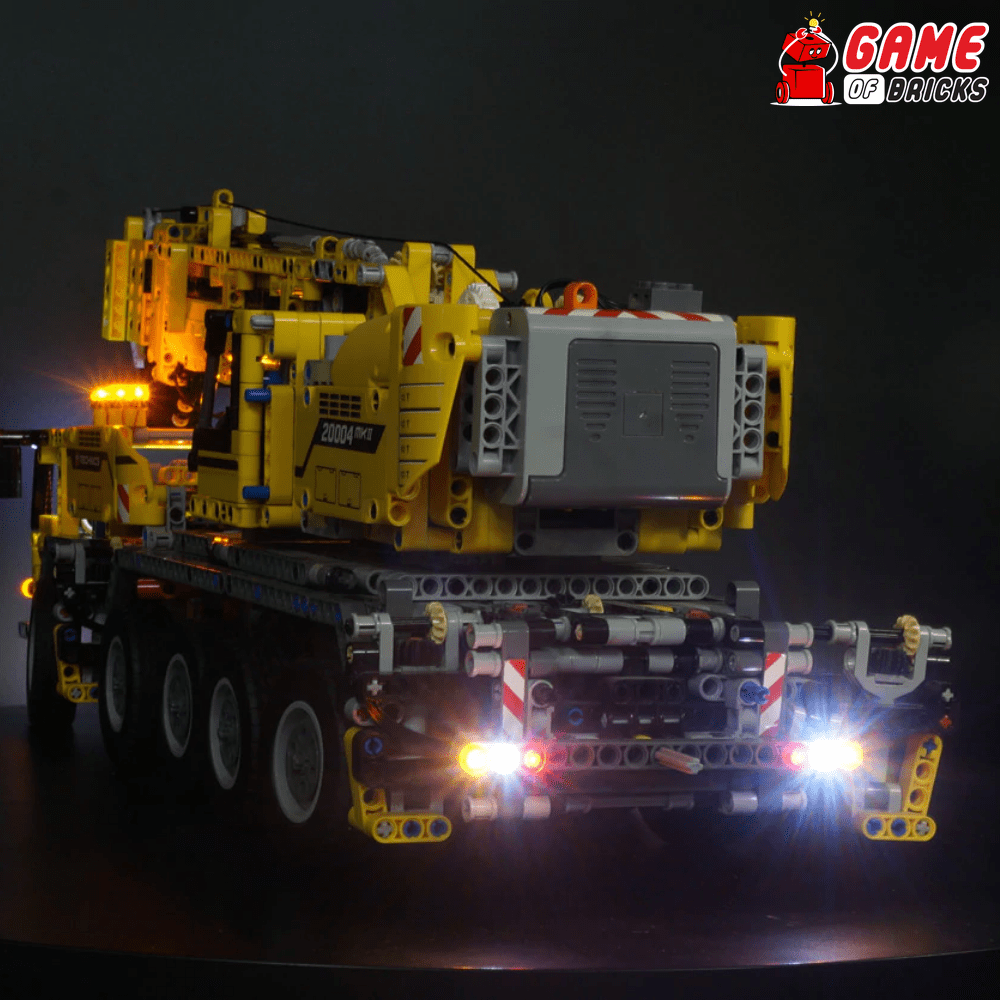 LEGO 42009 Mobile Crane MK II Light Kit