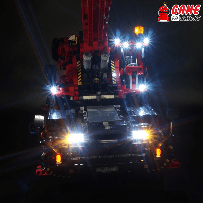 LEGO 42082 Rough Terrain Crane Light Kit