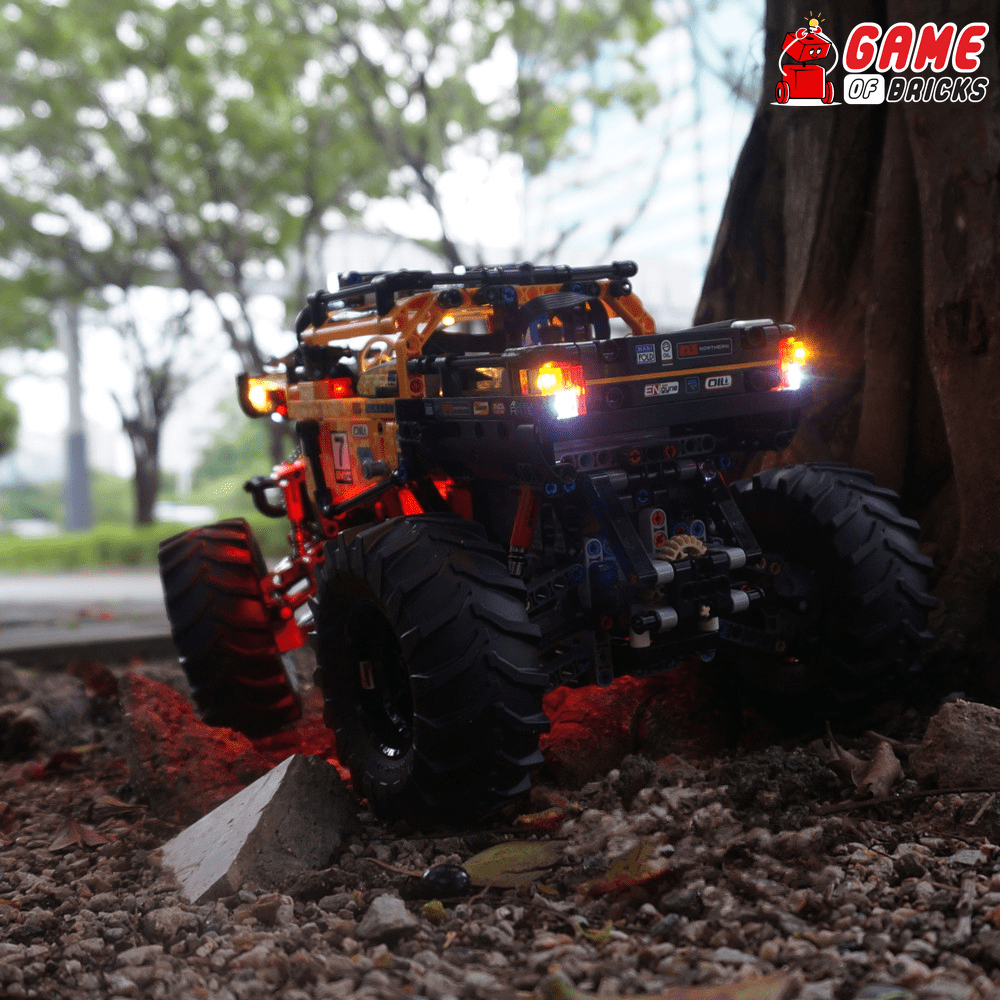 LEGO 4X4 X-treme Off-Roader 42099