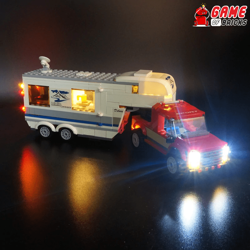 LEGO 60182 Pickup & Caravan Light Kit
