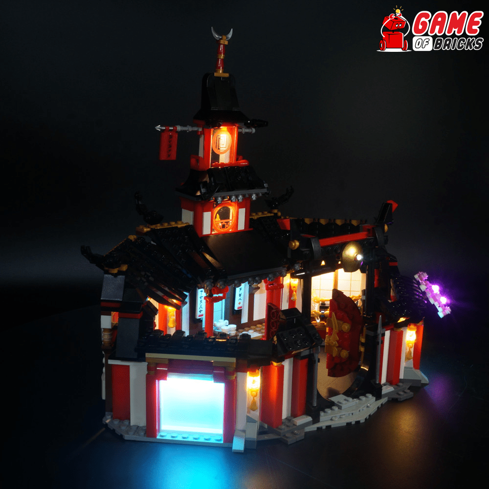 LEGO 70670 Monastery of Spinjitzu Light Kit