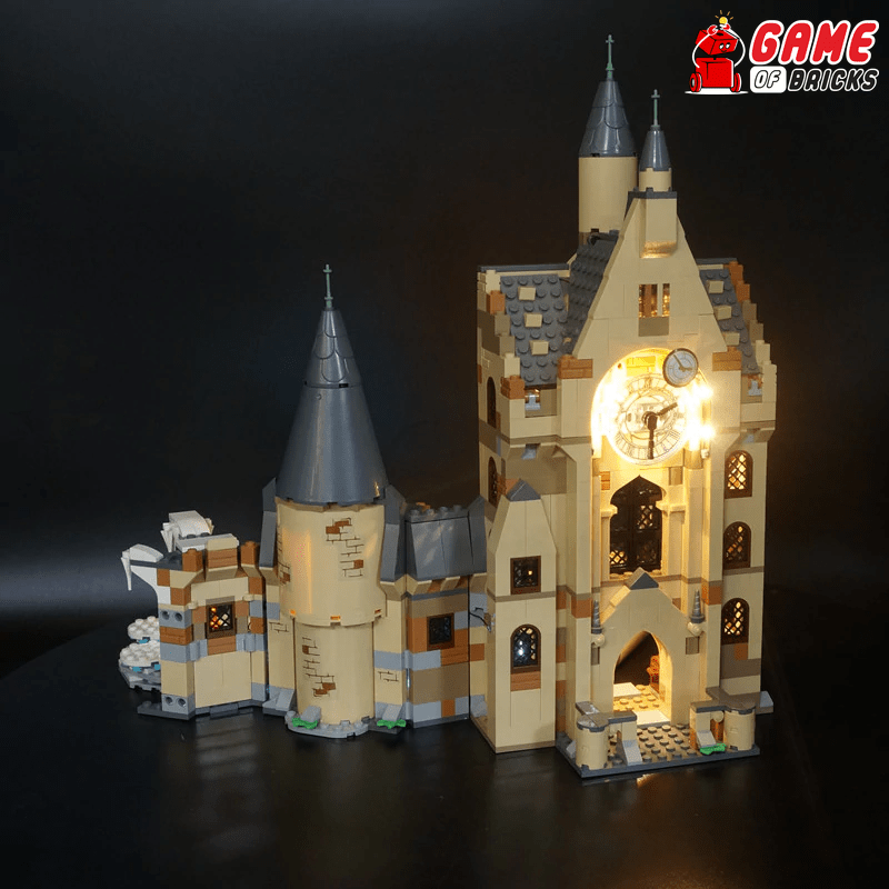 LEGO Harry Potter Hogwarts Clock Tower 75948 Light Kit