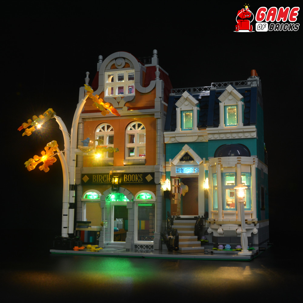 LEGO Bookshop 10270 Light Kit