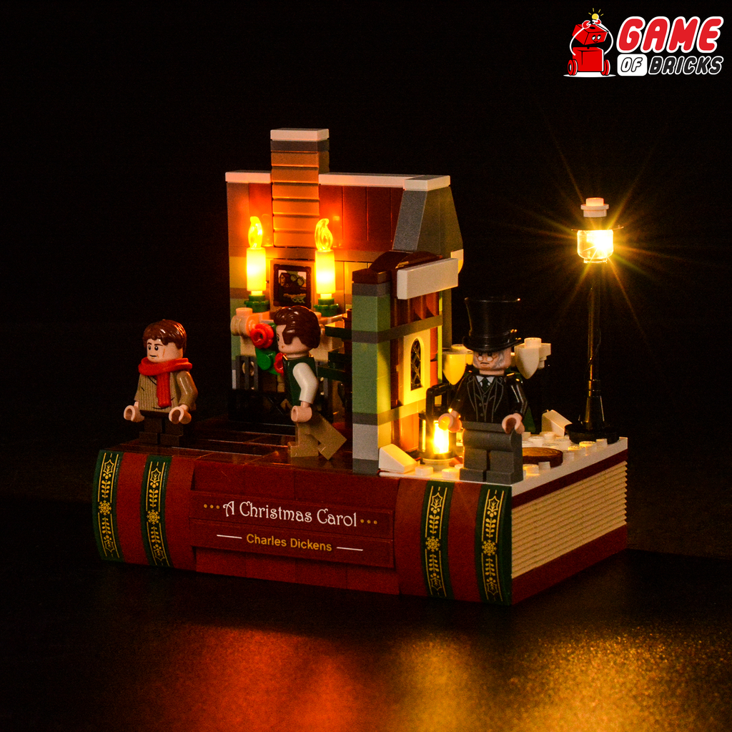 LEGO Charles Dickens Tribute 40410 Light Kit