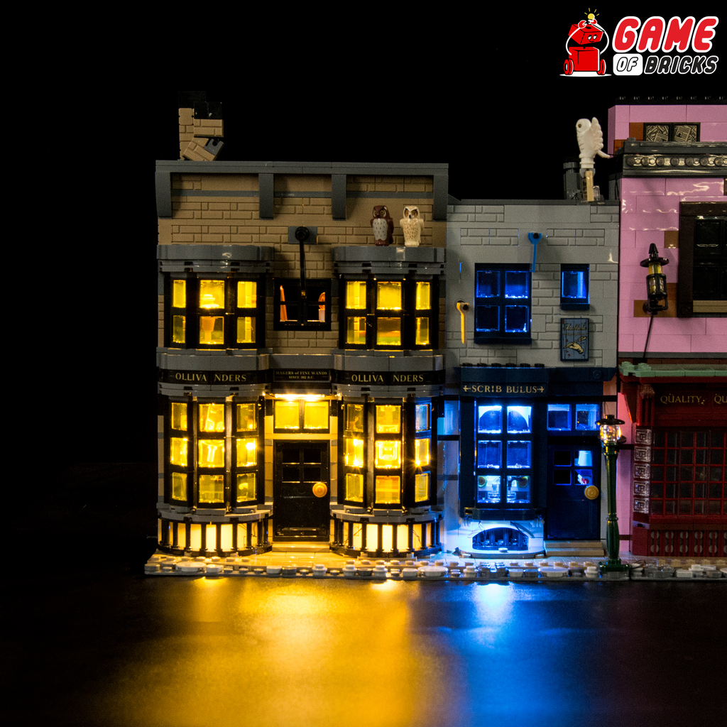 LEGO Diagon Alley 75978 Light Kit