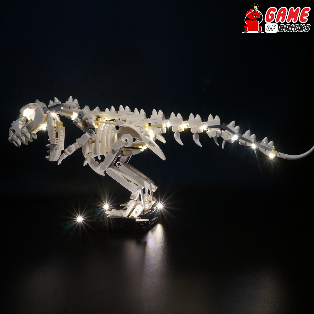 LEGO Dinosaur Fossils 21320 Light Kit