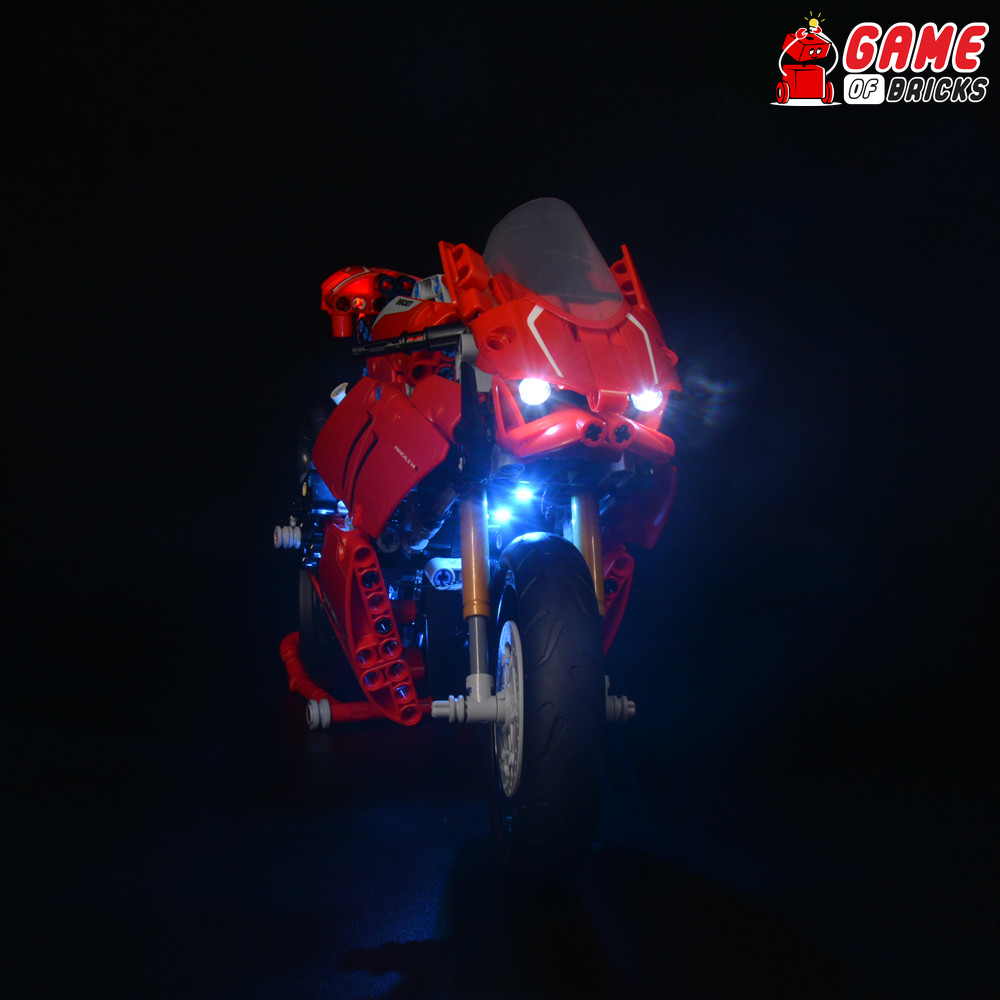 LEGO Ducati Panigale V4 R 42107 Light Kit