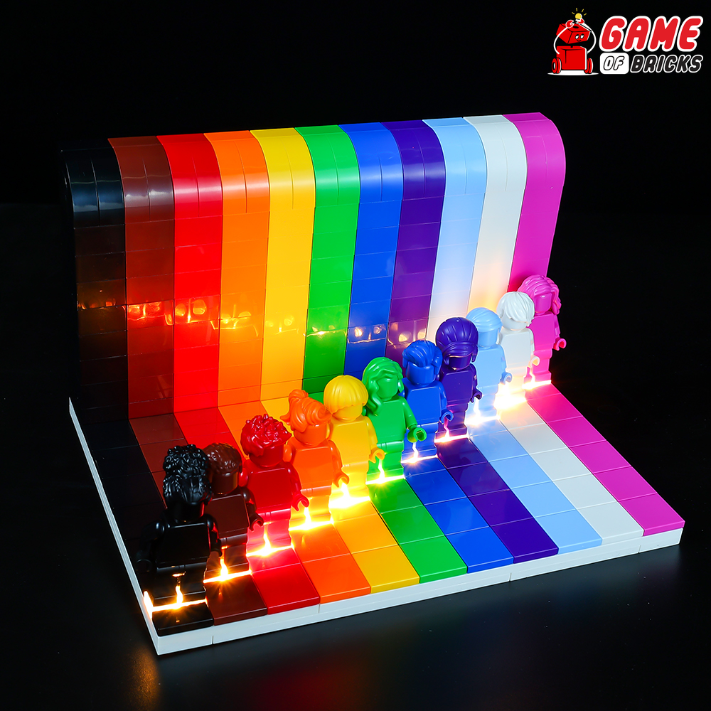 LEGO Everyone Is Awesome 40516 Light Kit