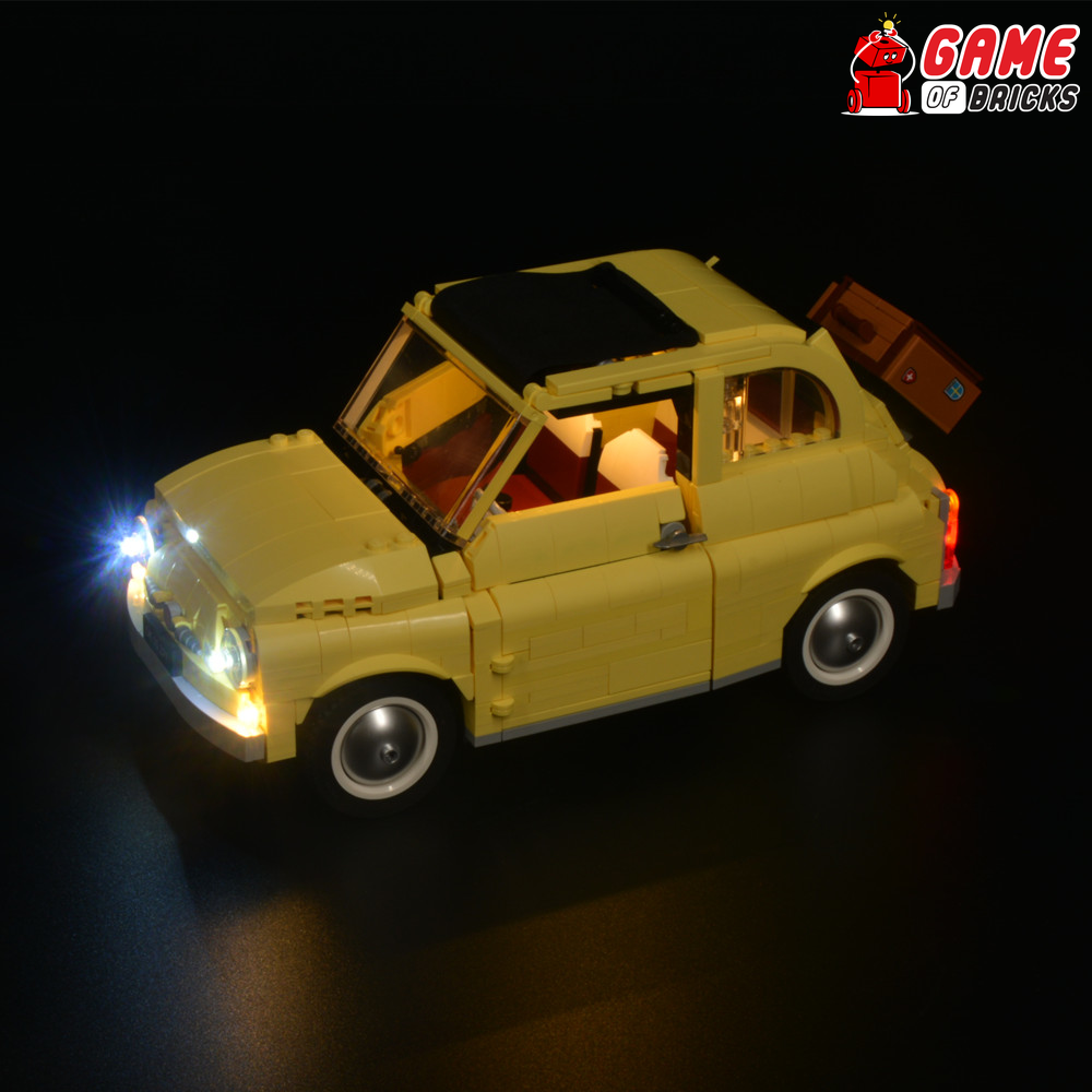 LEGO Fiat 500 10271 Light Kit
