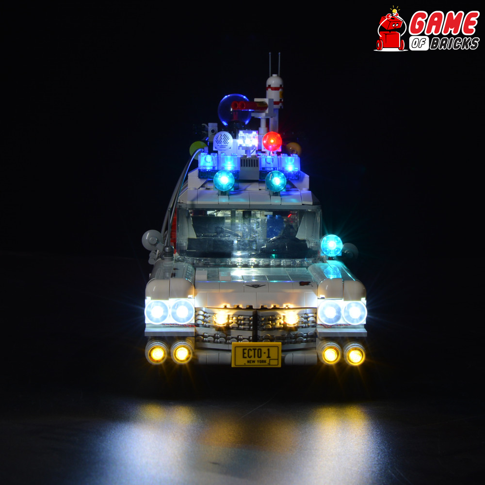 LEGO Ghostbusters ECTO-1 10274 Light Kit