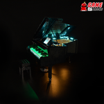 LEGO Grand Piano 21323 Light Kit