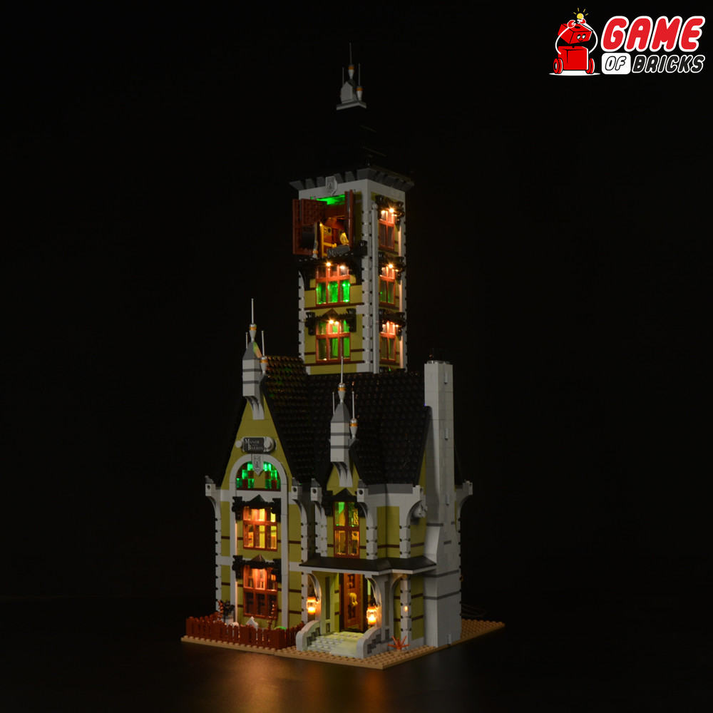 LEGO Haunted House 10273 Light Kit