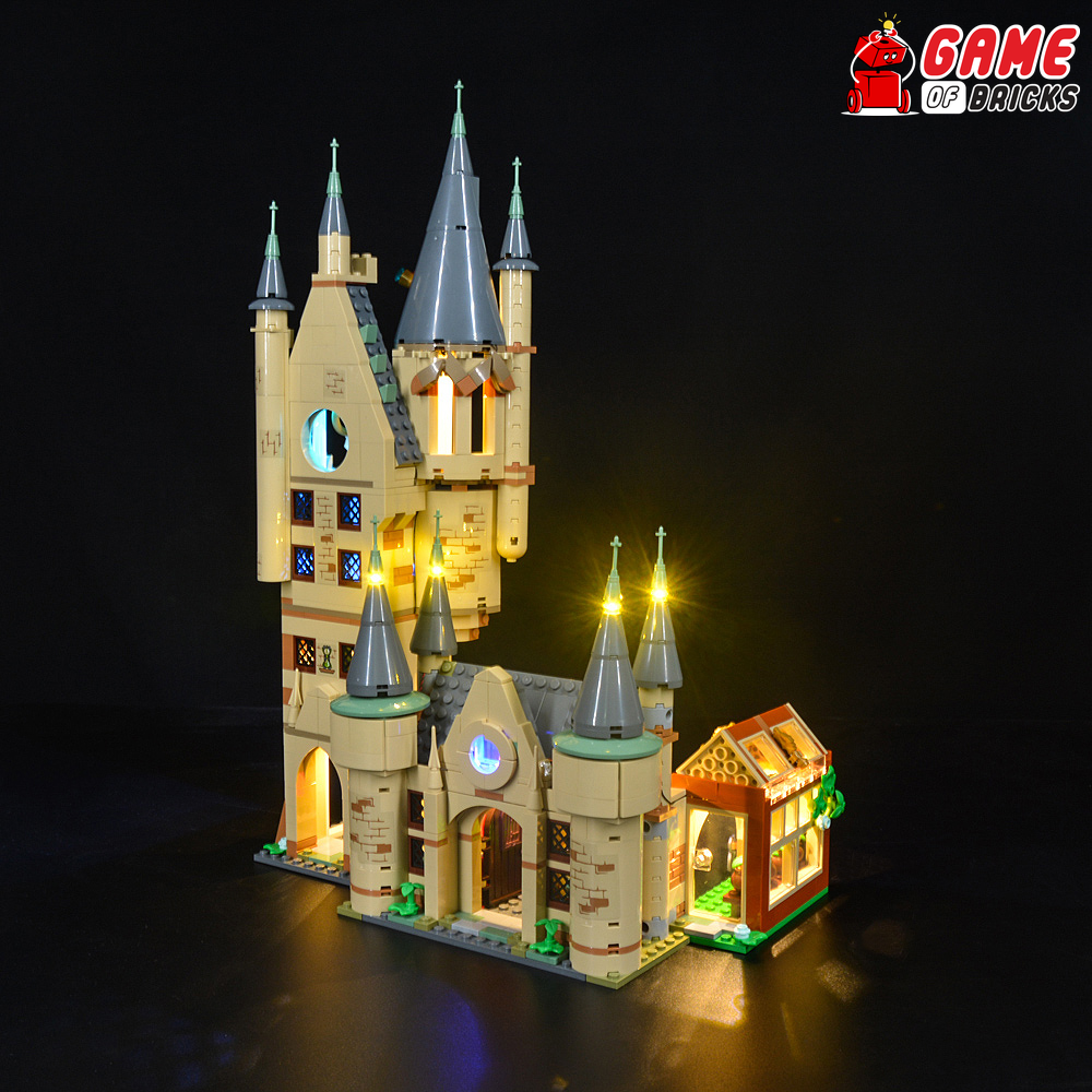 LEGO Hogwarts Astronomy Tower 75969 Light Kit