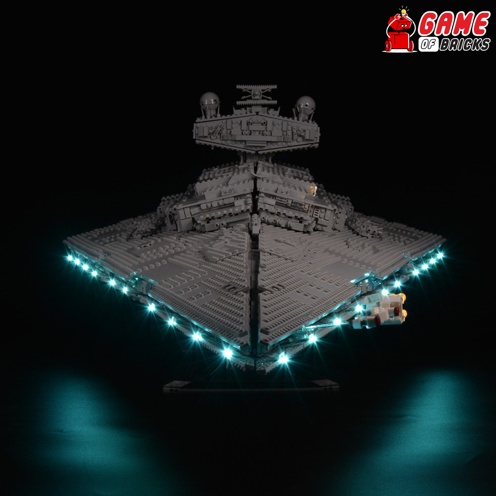 LEGO Imperial Star Destroyer 75252 Light Kit