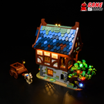 LEGO Medieval Blacksmith 21325 Light Kit