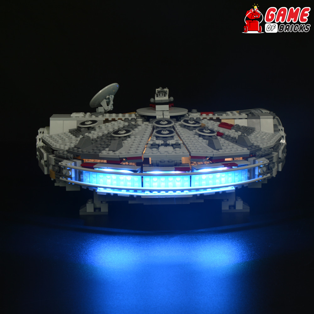 LEGO Millennium Falcon 75257 Light Kit