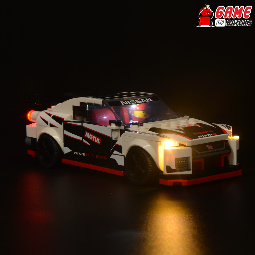 LEGO Nissan GT-R NISMO 76896 Light Kit