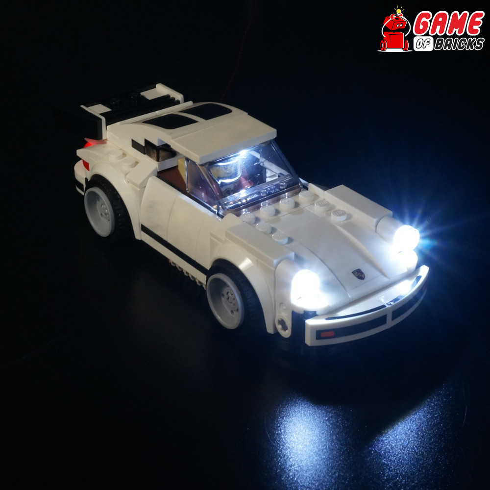 LEGO Speed Champions Porsche 75895 Light Kit
