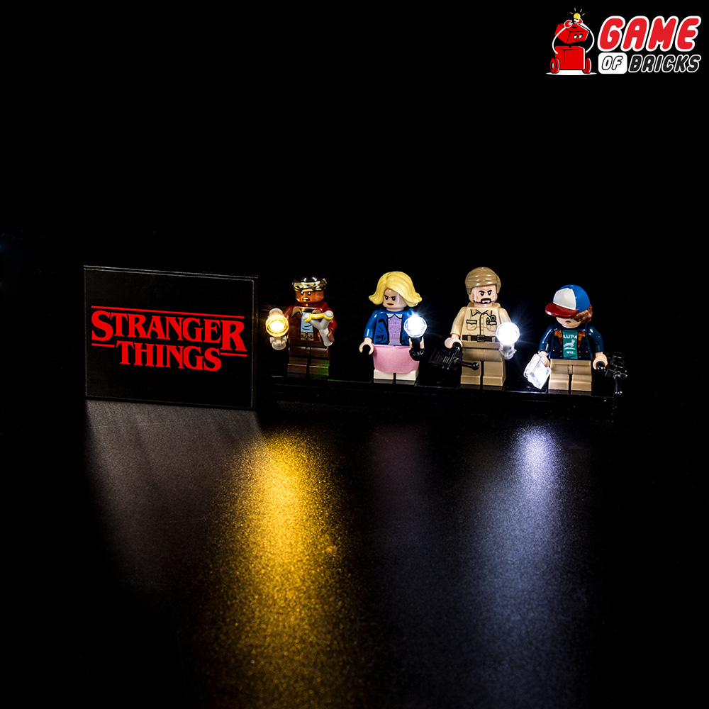 LEGO Stranger Things 75810 The Upside Down Light Kit